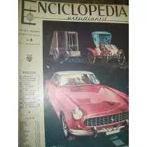 Enciclopedia Estudiantil Editorial Codex Nº 6 -4 Ago 1960