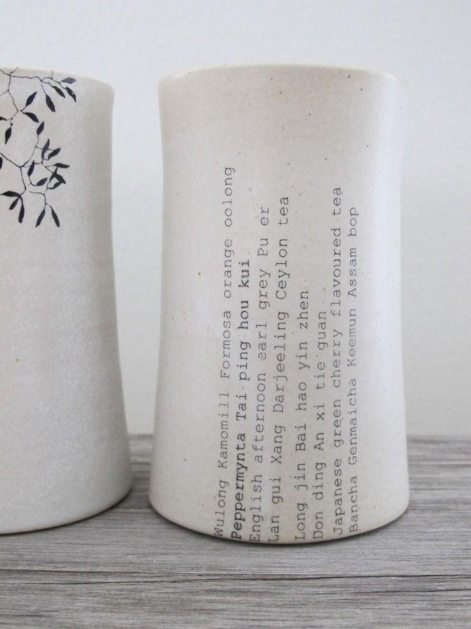 Cups and beakers - www.karineriksson.se