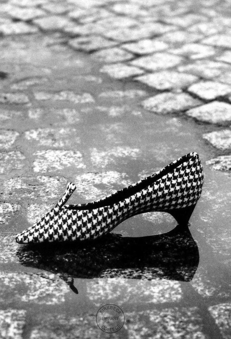Roger Vivier for Christian Dior - pied de poule court shoes 1959