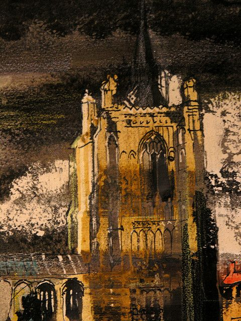 Norwich Market, St Peter Mancroft Detail, John Piper P1018274 | Flickr - Photo Sharing!