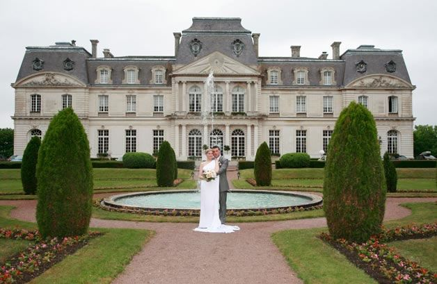 wedding wedding gallery and chateaus on pinterest - Chateau D Artigny Mariage