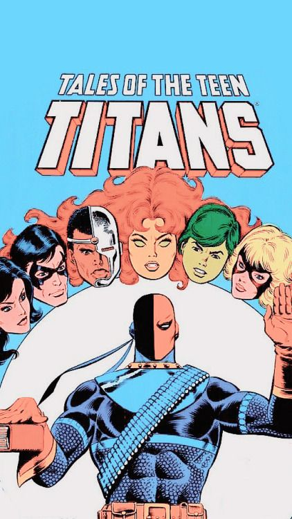 Tales of the New Teen Titans