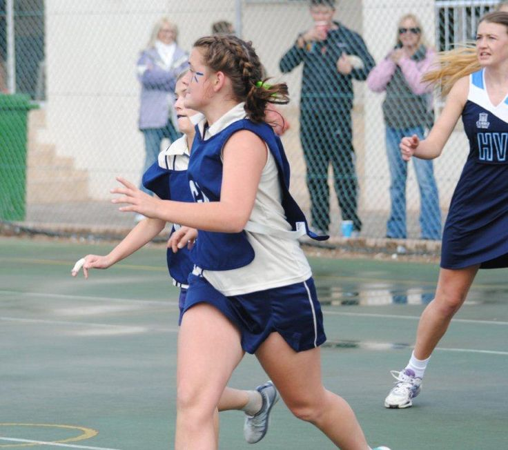 Another Victory for Senior Netball  