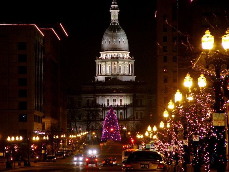 28 best Christmas in Michigan images on Pinterest | Michigan ...