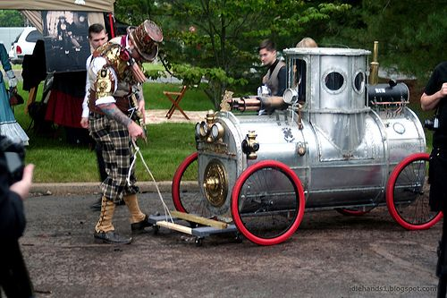 Steampunk Worlds Fair 2013 Costumes 58
