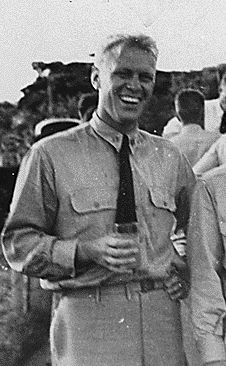 another picture of handsome ford during wwii seriously he couldve been a
