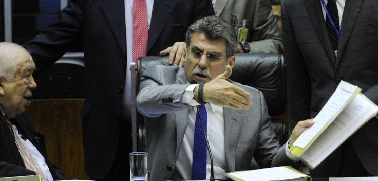 Eleito senador pelo Estado de Roraima e ex-líder do Governo de Dilma e Lula na Casa, ele é alvo de inquéritos no Supremo Tribunal Federal decorrentes das apurações da Zelotes e da Lava Jato.