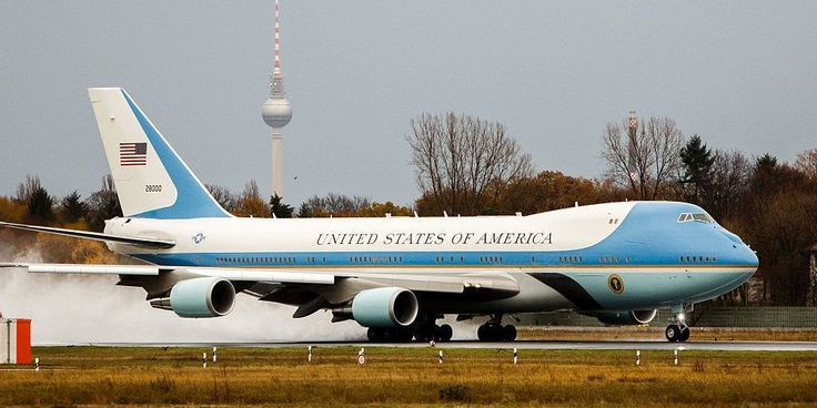 Why Cancelling the New Air Force One Is an Awful Idea