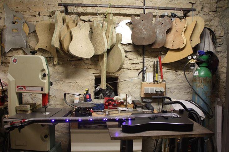 meloduende guitars