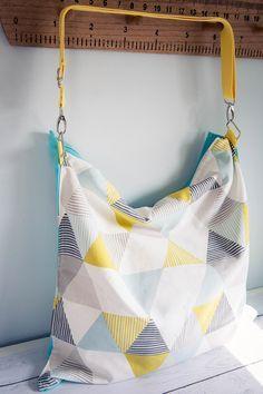 Tuto couture d'été : le sac Magic Maman avec espace de détente et de jeux intégré