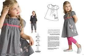 Картинки по запросу модели детских платьев выкройки