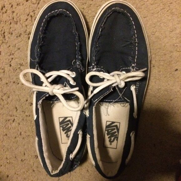 Vans Top Sider Shoes