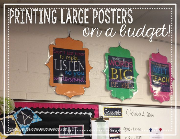 17 Best images about Classroom Posters and Quotes on Pinterest ...