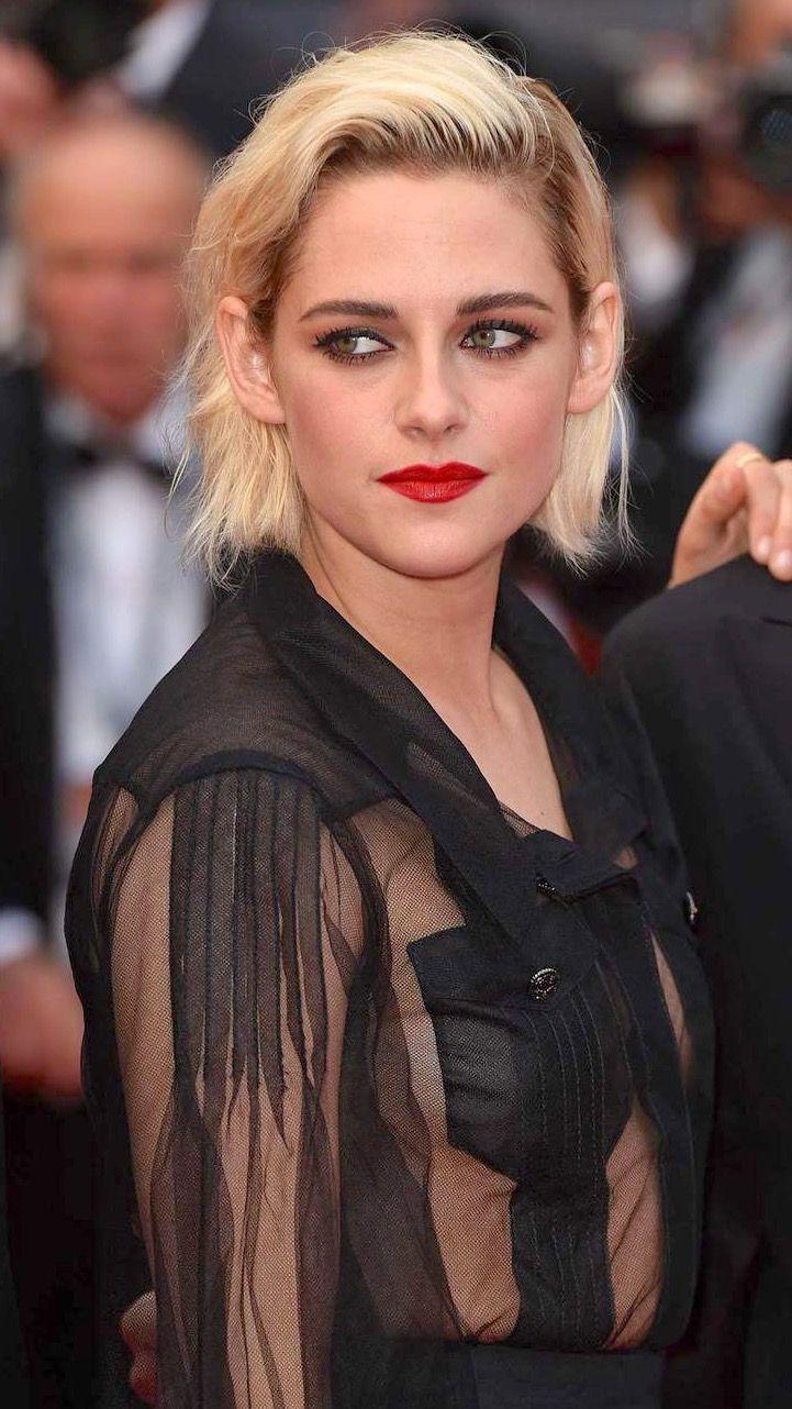 Kristen Stewart - Cannes 2016                                                                                                                                                      More