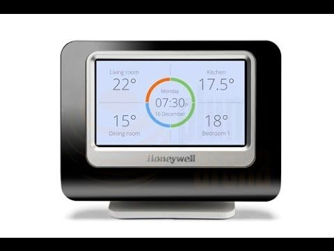 http://www.youtube.com/watch?v=BSxaFN6ZmFw&feature=player_detailpage - honeywell evohome  Honeywell Evohome - evohome is a sophisticated central heating control system that ensures you can create and individually control up to 12 heating zones in domestic properties.