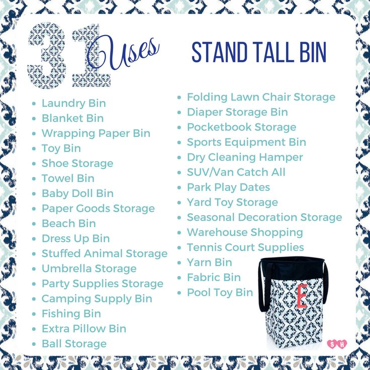Check out 31 Uses for our amazing Thirty-One products!