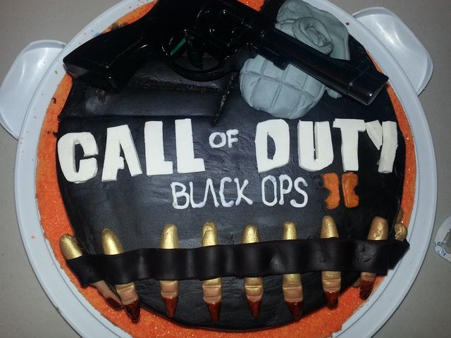 """Photo 2 of 8: Call of Duty Black Ops II / Birthday """"Jesse's Double Digits"""" 