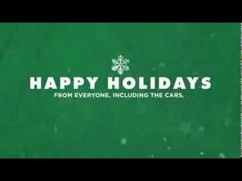 From all of us at National Car & Truck Rental - We wish to all, the happiest greetings for the holiday season.