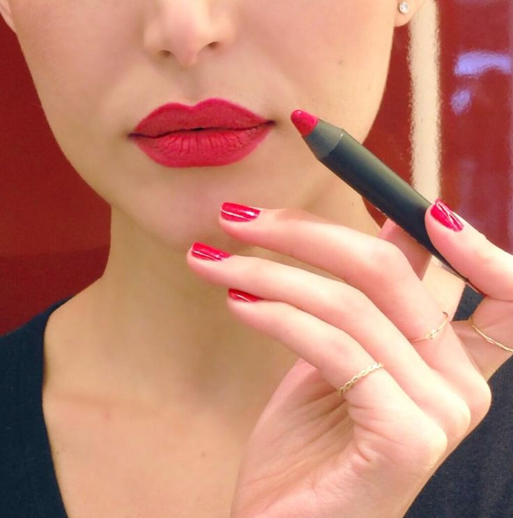 648 best images about THE PERFECT RED LIP on Pinterest