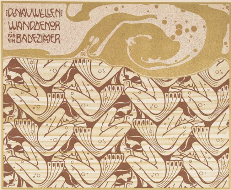 Simple By Koloman Moser Die Quelle The Source