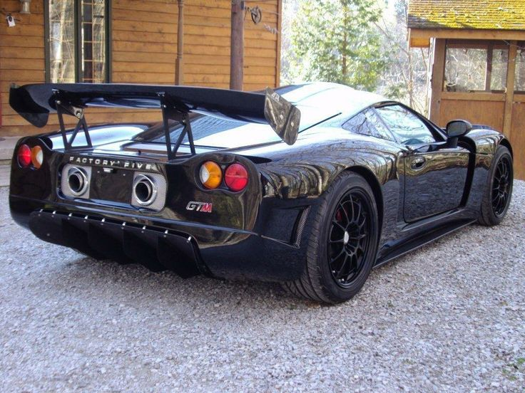 Ffr Gtm Supercar Completed By Ontario Kit Car Consultants