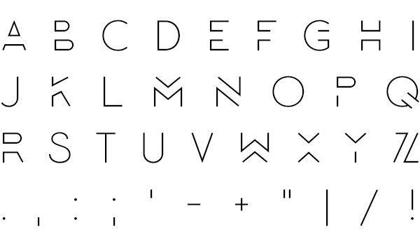 Lombok est une superbe typographie inventée et créée par Alexandre Pietra qui est un designer Suisse. J'aime beaucoup l'originalité de cette typo, que l'on pourrait qualifier de futuriste. Avec ce type de typo, on ne peut pas jouer sur tous les thèmes, il faut que le sujet soit en adéquation a…