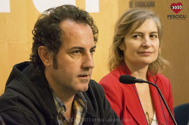 Tomás Cimadevilla y Assumpta Serna.