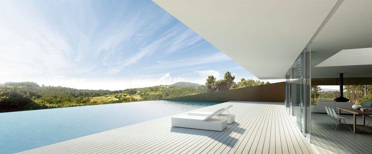 Robert Konieczny KWK Promes - House near Barcelona