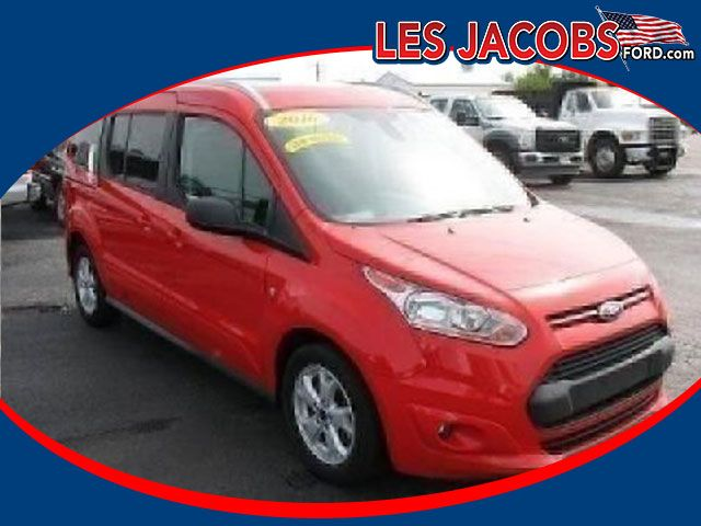 3170 – 2016 #Ford #Transit #Connect Wagon XLT FWD – Race Red with Charcoal Black, I-4, 2.5L Auto, Sunroof, Power Seat, Ford SYNC, Power Windows, Power Locks and Mirrors, 3rd Row Stowaway Seating, Still under Factory Warranty! #Used #Cars #Cassville, #MO