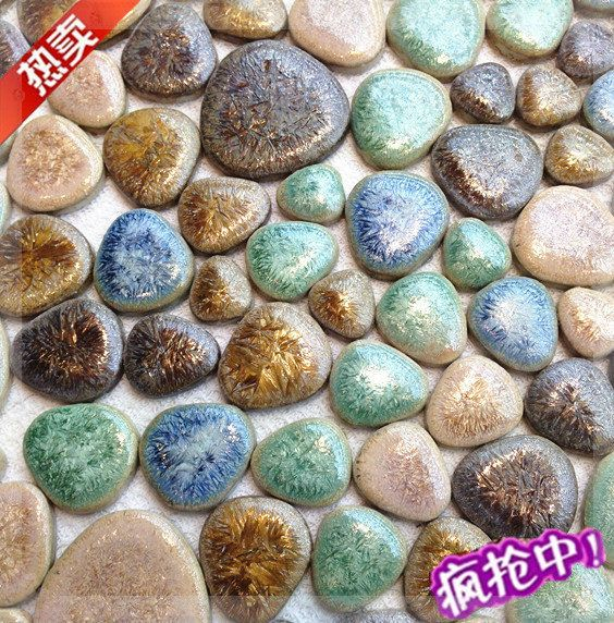 Ceramic Mosaic Glass Tile Kiln Shower Room Kitchen Bathroom Background Wall Stone Door Floor Tiles for Kitchen Backsplash wallpa