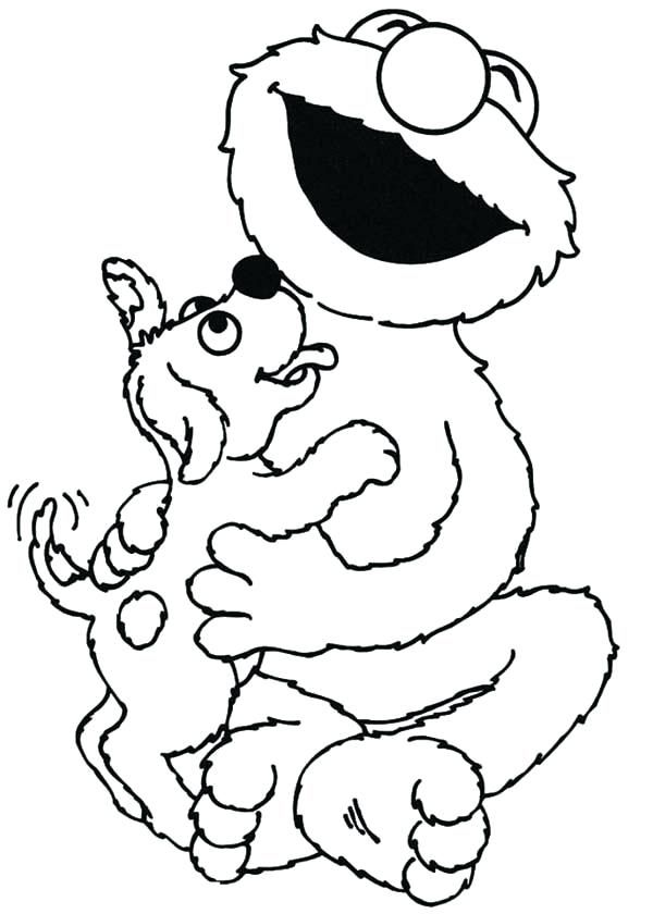 Elmo Coloring Pages Ideas Free Coloring Sheets Elmo Coloring Pages Birthday Coloring Pages Dog Coloring Page