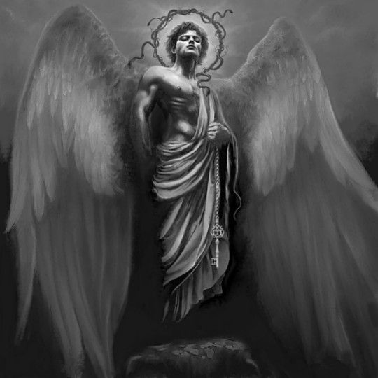 Lucifer, fallen Angel.