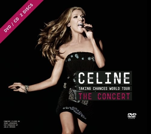Celine Dion: Taking Chances World Tour – The « Holiday Adds