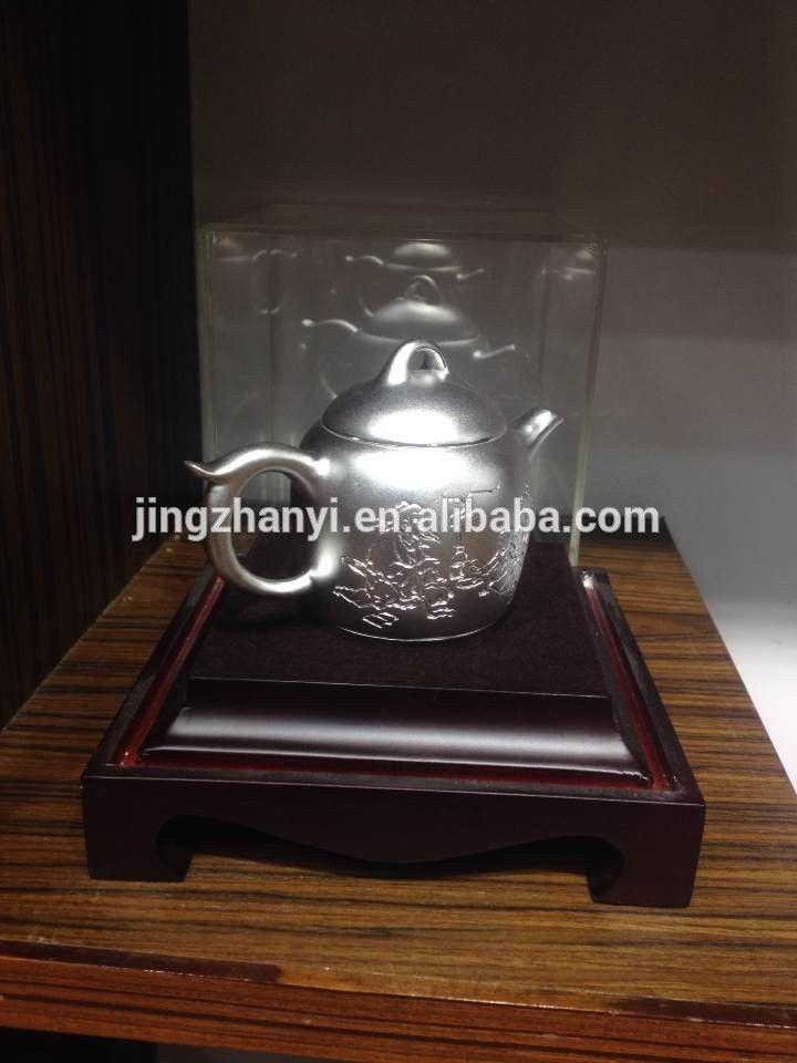Chinees schilderij theepot 320 g, koffie/hotel theepot, puur 999 zilveren theepot-andere servies-product-ID:60161544696-dutch.alibaba.com