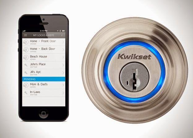 15 Smart and Innovative Keyless Gadgets - CrookedBrains