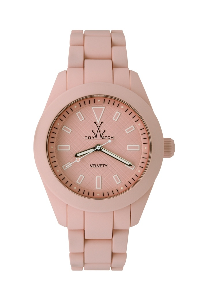 TOYWATCH - Velvety Baby Pink  #toywatch #baby #pink