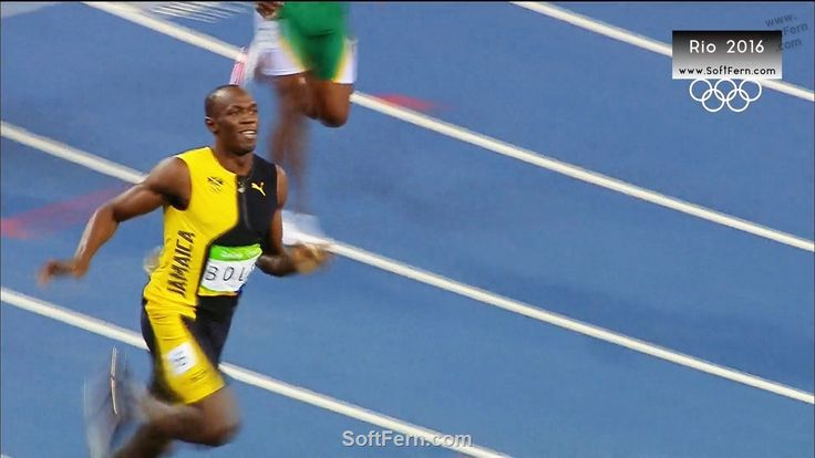 Video. Olympic Games Rio 2016. Men, 100 m. Final. ... 46  PHOTOS        ... It was Bolt's historical win of seventh Olympic gold medal.        Posted from:          http://softfern.com/NewsDtls.aspx?id=1110&catgry=3            #Men, #final, #100 m, #Olympic Games Rio 2016, #seventh Olympic gold medal, #Andre De Grasse, #SoftFern Sport News, #Rio 2016, #SoftFern News, #sport icon