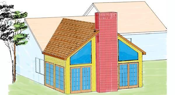 25 beste idee n over oud huis verbouwen op pinterest oude huis verbouwen budget keuken - Betegelde rode badkamer ...