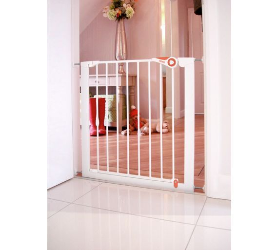 Buy KOKO Pressure Fit Safety Gate at Argos.co.uk - Your Online Shop for Safety gates, Safety, Safety and health, Baby and nursery.