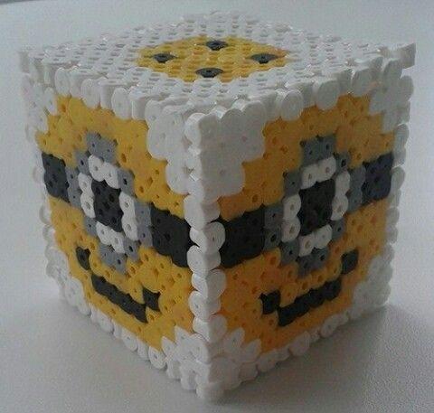 Un'adorabile scatola a minion