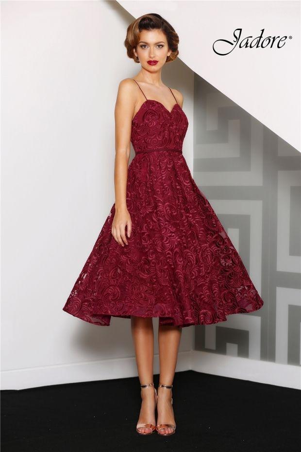 Jadore Dresses   Evening Dress Online Shop   Jadore Dress J8052 lace Dress