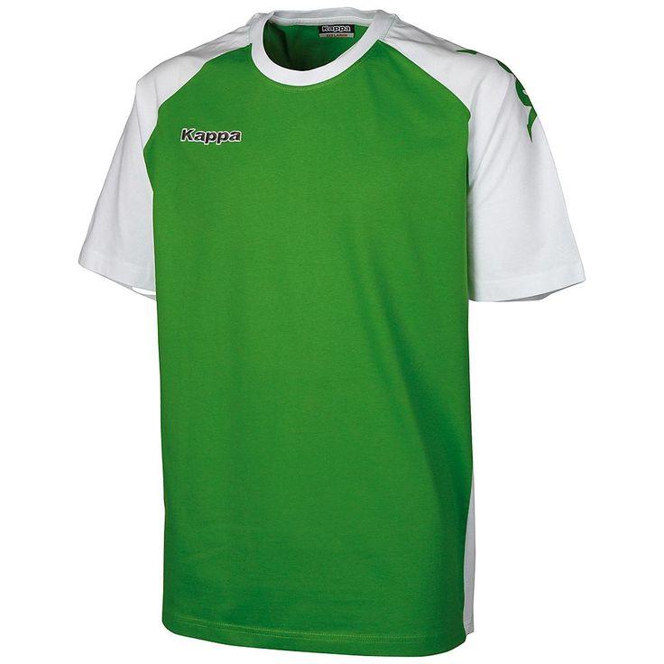 Für den sportlichen Fußball-Auftritt ist dieses Kappa SOCCER T-SHIRT für Männer…