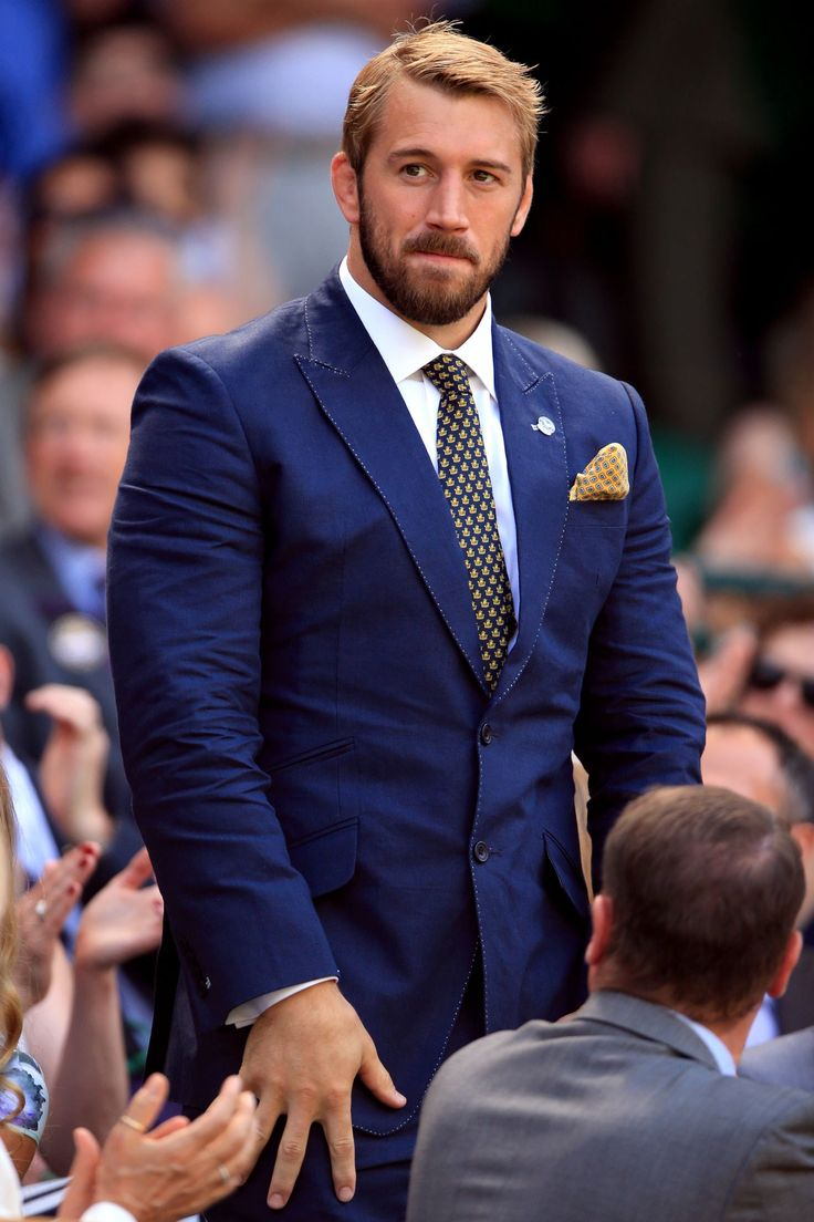 "(New entry)""A supporter of British menswear and an LCM regular, Chris has a genuine interest and appreciation of good tailoring. He leads by example on the pitch - as he does in the style stakes off it."" Mark Russell, Managing Editor, GQ.GQ says: As England's rugby captain, Robshaw hasn't had the best of years, but he stands out for his personal style in a sport that has been traditionally under-dressed."