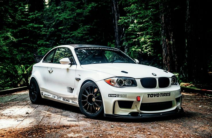 BMW 1M V8 by Performance Technic