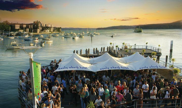 Manly Wharf Hotel. http://manlywharfhotel.com.au/
