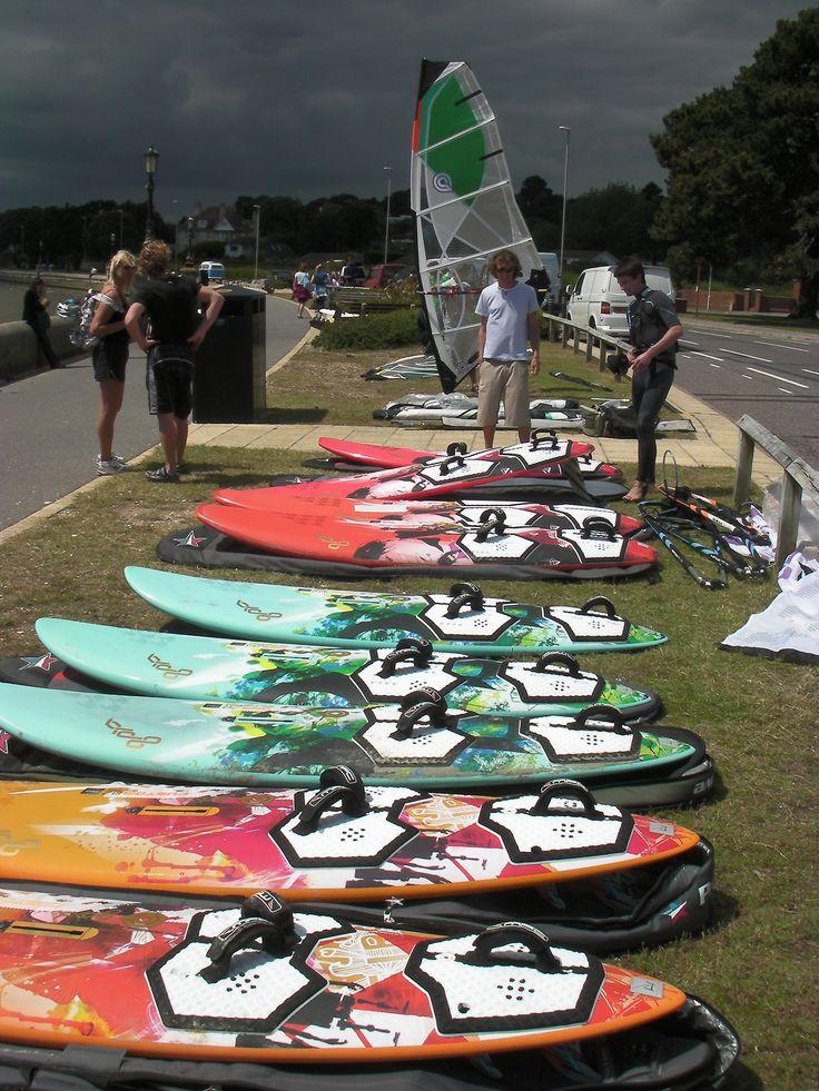 I need a new board and sail - Goya Windsurfing Equipment