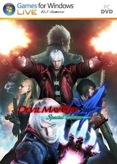 Full PC Games - Direct Links: Devil May Cry 4 Special Edition – RePack