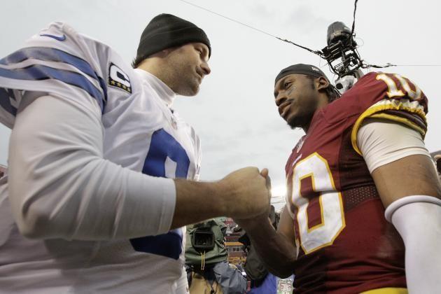 Dallas Cowboys vs. Washington Redskins: Full Report Card Grades for Dallas