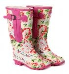 Wide Fit Wellies - Funky & Wide Calf Wellies Specialist | Jileon