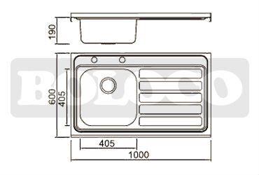 17 best images about medidas muebles on pinterest for Manual para muebles de cocina